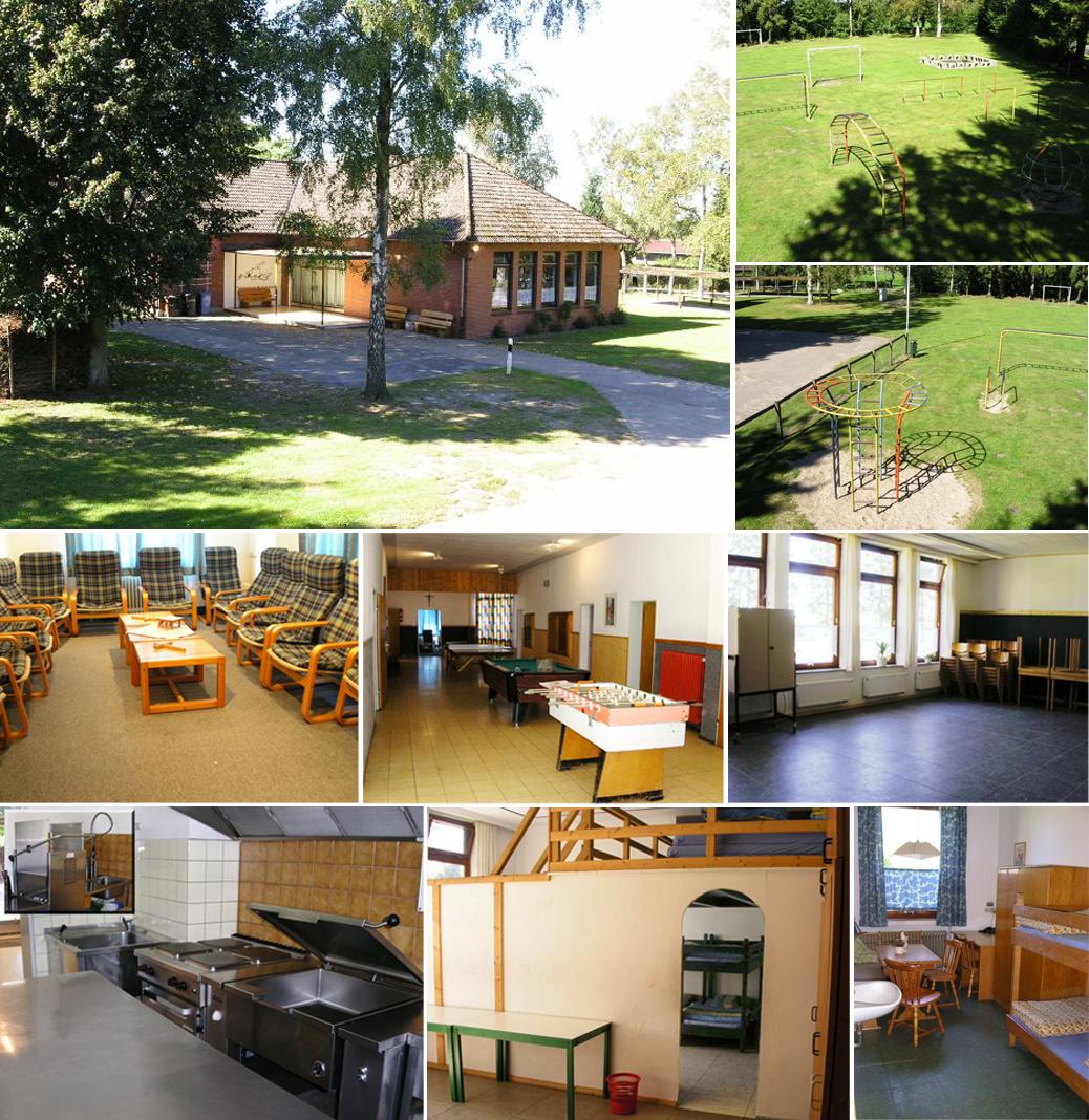 Kampeerboerderij Groningen in Emsland voor 32 personen